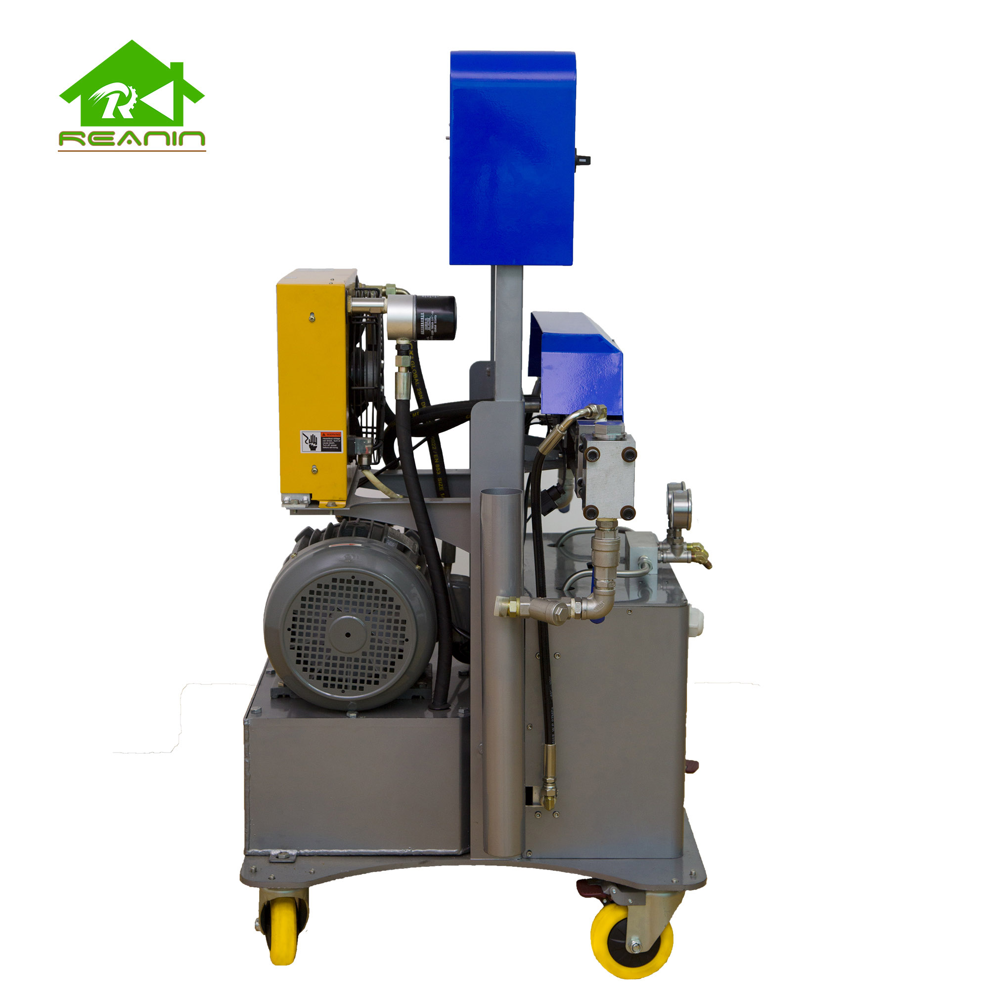 Polyurethane Foam Injection Machine - Buy polyurethane ...
